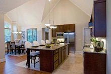 Home Plan - European Interior - Kitchen Plan #929-870