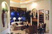 Mediterranean Style House Plan - 3 Beds 3.5 Baths 3006 Sq/Ft Plan #115-104