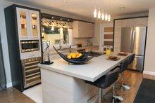 House Plan Design - Contemporary Interior - Kitchen Plan #23-2586