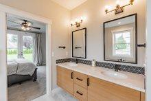 Dream House Plan - Farmhouse Interior - Master Bathroom Plan #1070-42