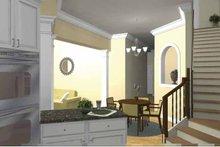 House Plan Design - Traditional Interior - Dining Room Plan #44-215