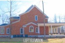 Home Plan - Southern Photo Plan #119-198