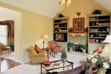 Home Plan - Classical Interior - Family Room Plan #927-655
