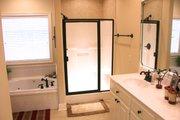 Mediterranean Style House Plan - 3 Beds 2.5 Baths 1992 Sq/Ft Plan #21-241 Photo
