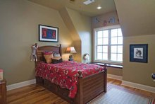 Architectural House Design - European Interior - Bedroom Plan #17-3284