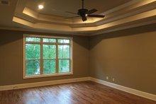 Country Interior - Master Bedroom Plan #437-72