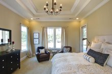 Architectural House Design - Country Interior - Master Bedroom Plan #938-64