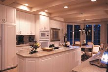Country Interior - Kitchen Plan #930-111