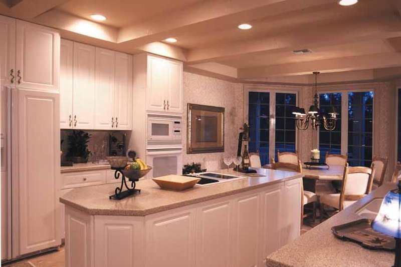 Country Interior - Kitchen Plan #930-111 - Houseplans.com