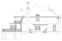 Architectural House Design - European Exterior - Other Elevation Plan #119-421