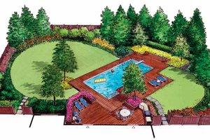 Architectural House Design - Exterior - Front Elevation Plan #1040-48