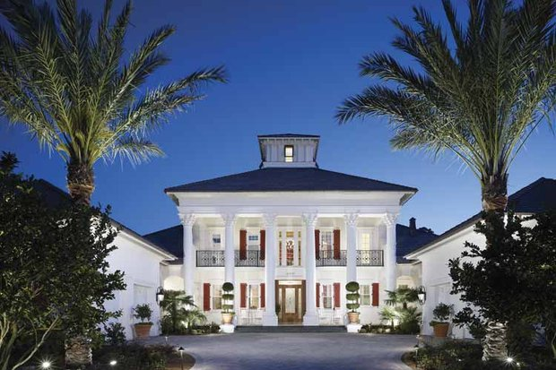 Plantation Style House Plans At Eplans