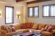 Mediterranean Style House Plan - 3 Beds 3 Baths 4795 Sq/Ft Plan #1058-15 Interior - Other