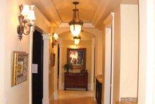 House Design - Mediterranean Interior - Entry Plan #937-17