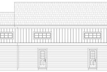 Country Exterior - Other Elevation Plan #932-74