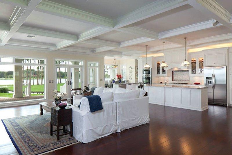 Classical Interior - Other Plan #1058-83 - Houseplans.com