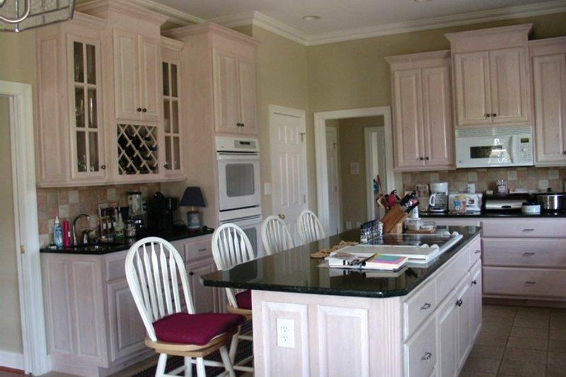 Classical Interior - Kitchen Plan #137-298 - Houseplans.com