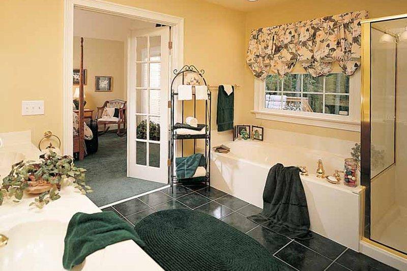 Country Interior - Bathroom Plan #929-242 - Houseplans.com