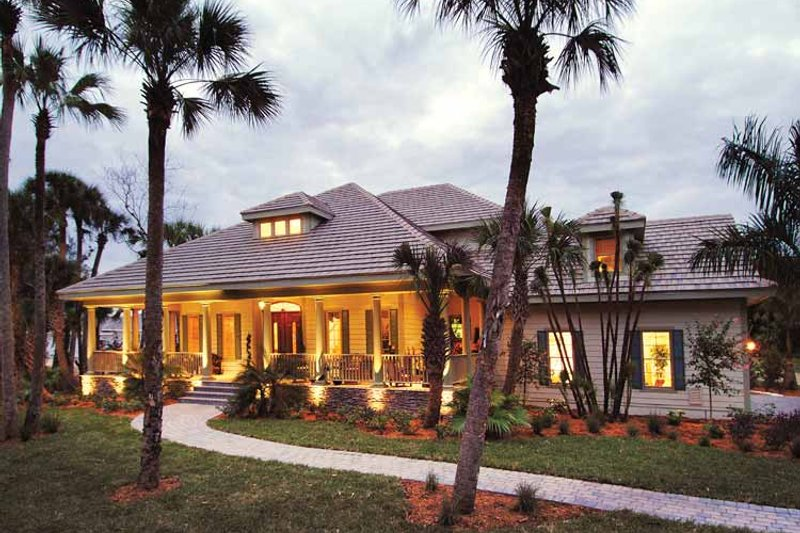 Country Exterior - Front Elevation Plan #930-331 - Houseplans.com