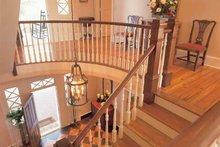 House Plan Design - Classical Interior - Entry Plan #137-307