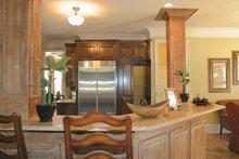 Home Plan - Colonial Interior - Kitchen Plan #927-587