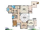 Traditional Style House Plan - 4 Beds 4.5 Baths 3522 Sq/Ft Plan #27-409 Floor Plan - Upper Floor Plan