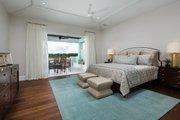 Mediterranean Style House Plan - 4 Beds 4.5 Baths 3682 Sq/Ft Plan #930-481 Interior - Bedroom