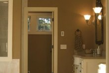 Master bathroom photo of Craftsman style home