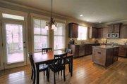 Craftsman Style House Plan - 4 Beds 3 Baths 2644 Sq/Ft Plan #927-25