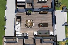 House Design - Farmhouse Interior - Other Plan #44-224