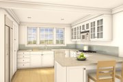 Traditional Style House Plan - 3 Beds 3 Baths 1694 Sq/Ft Plan #497-40 Interior - Other