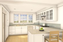 Dream House Plan - Traditional Interior - Other Plan #497-40