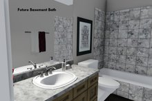 Dream House Plan - Future Finished Basement Bath