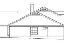 House Design - Country Exterior - Other Elevation Plan #472-207