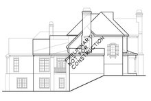 Country Exterior - Other Elevation Plan #927-479