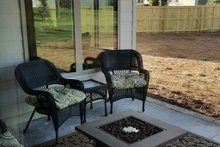 Craftsman Exterior - Outdoor Living Plan #119-369