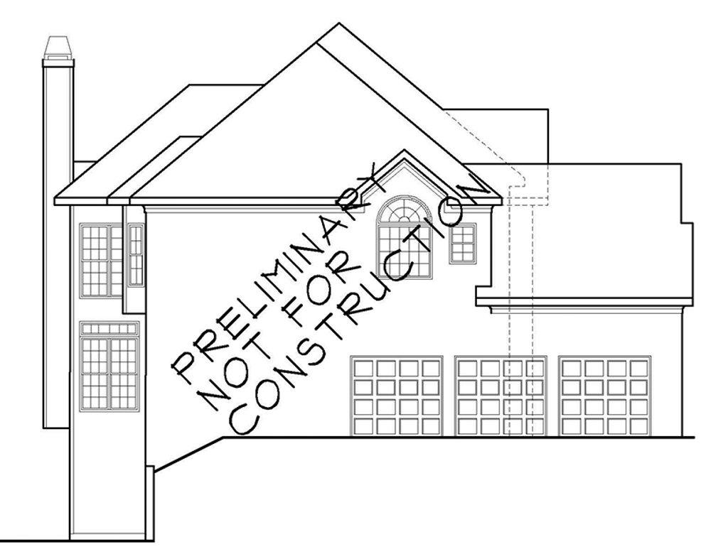 5 Beds 4 Baths 3097 Sq/Ft Plan