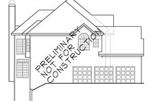 House Design - Colonial Exterior - Other Elevation Plan #927-564