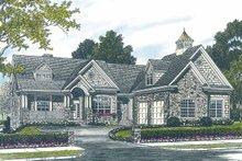 House Plan Design - Craftsman Exterior - Front Elevation Plan #453-230