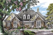 European Style House Plan - 3 Beds 2.5 Baths 2344 Sq/Ft Plan #929-964 Exterior - Front Elevation