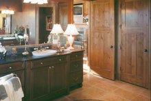 Dream House Plan - Craftsman Interior - Master Bathroom Plan #942-16