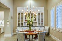Dream House Plan - Prairie Interior - Dining Room Plan #935-13