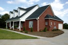 Home Plan - Southern Exterior - Other Elevation Plan #56-152