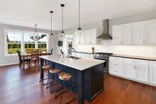 Craftsman Interior - Kitchen Plan #1070-15