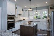 Craftsman Style House Plan - 4 Beds 3 Baths 2533 Sq/Ft Plan #929-24 Interior - Kitchen