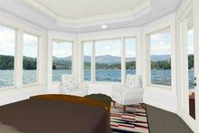 Craftsman Interior - Master Bedroom Plan #1069-1