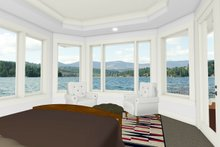 House Design - Craftsman Interior - Master Bedroom Plan #1069-1