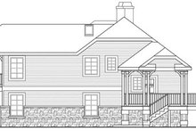 Dream House Plan - Craftsman Exterior - Other Elevation Plan #124-784