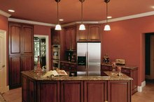Architectural House Design - Country Interior - Kitchen Plan #927-502