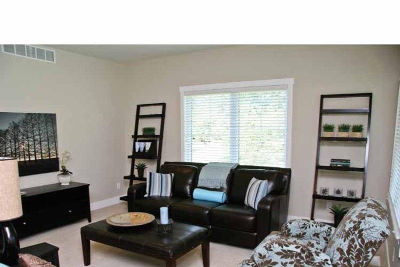 Craftsman Interior - Family Room Plan #928-196 - Houseplans.com